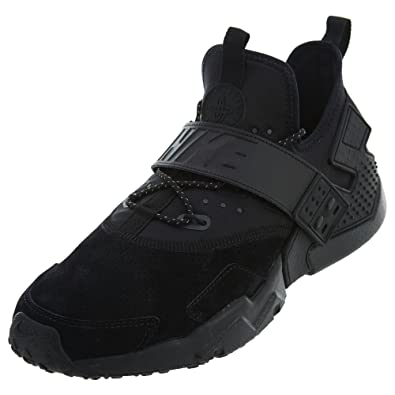 sports shoes cabf9 863ab Nike Air Huarache Drift PRM Chaussures de Running Compétition Homme, Noir  (Black Anthracite