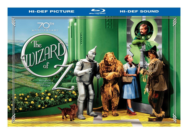 Wizard of Oz [Blu-ray]