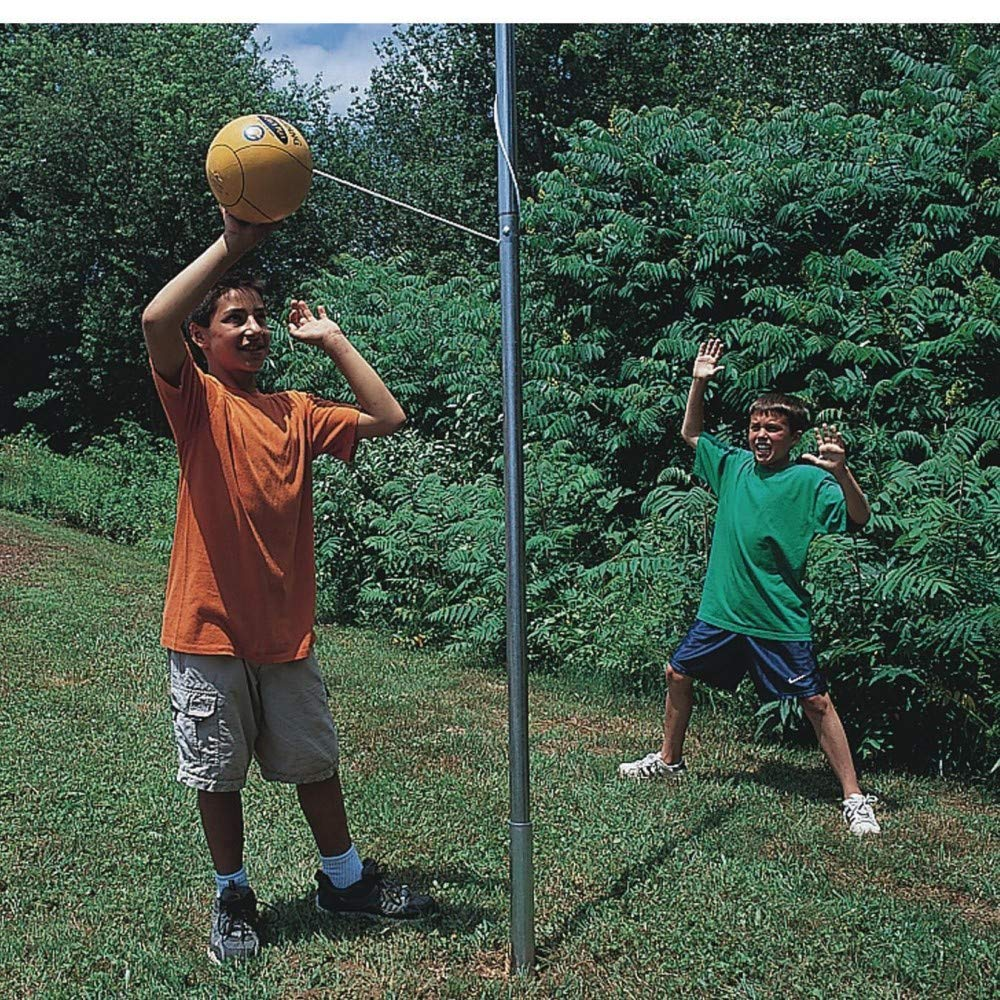 S&S Worldwide Spectruma,, Outdoor Adjustable Tetherball by S&S Worldwide (Image #1)