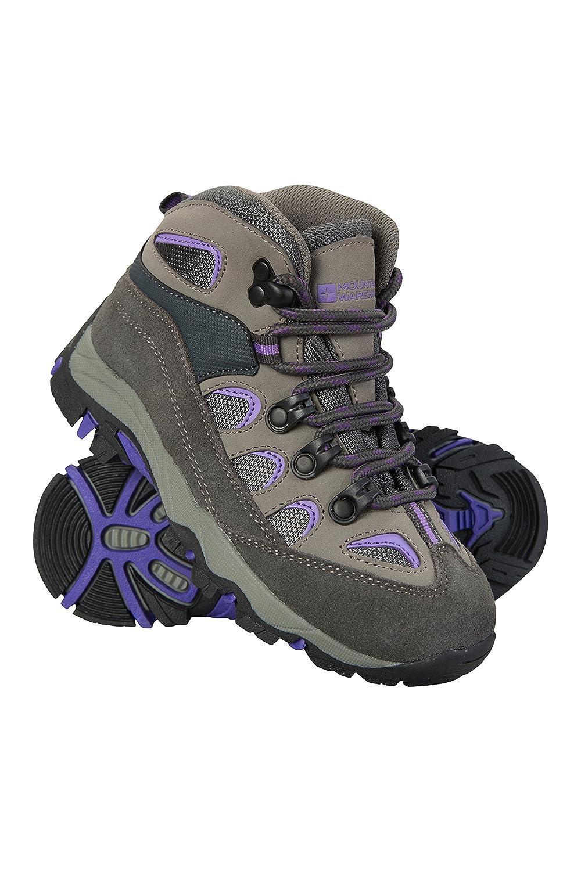 Mountain Warehouse Oscar Kids Walking Boots – Childrens Running Shoes
