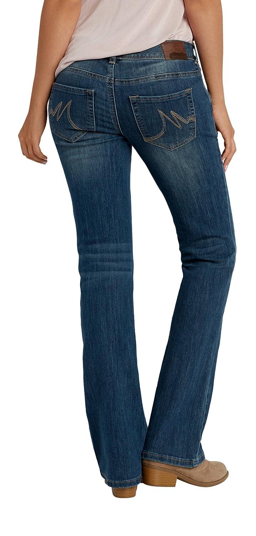 Maurices Women's Ellie Bootcut Jeans In Medium Wash