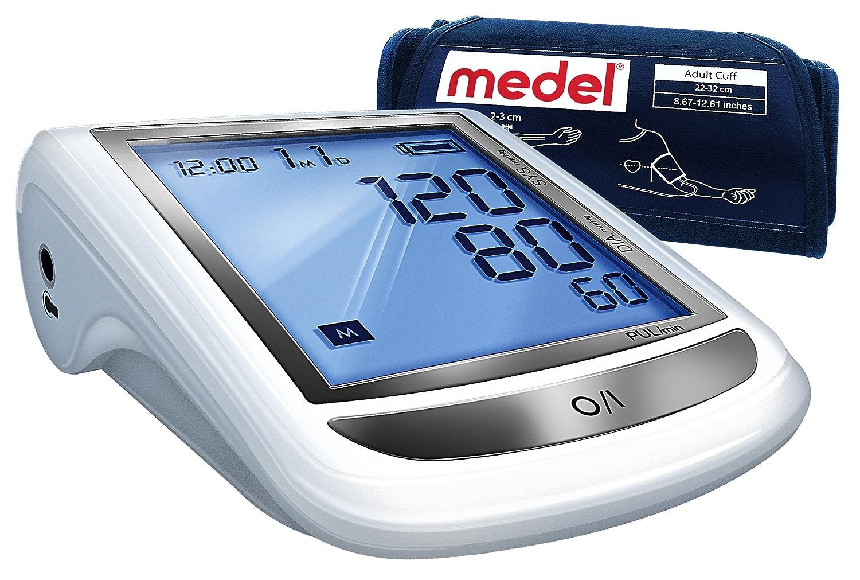 Medel 92587 - Tensiómetro de muñeca eléctrico, pantalla LCD ...