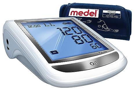 Medel 92587 - Tensiómetro de muñeca eléctrico, pantalla LCD