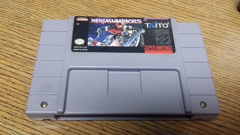 Amazon.com: Ninja Warriors: Video Games