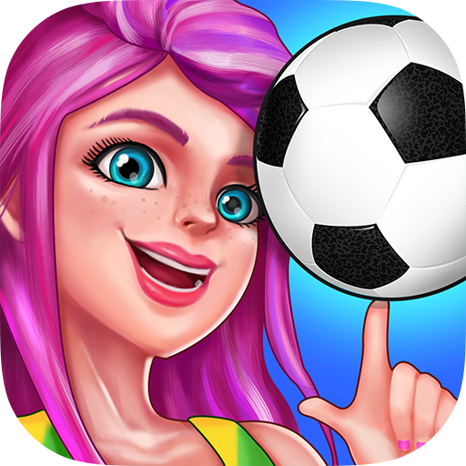 Soccer Day with Sister - Play Sports]()