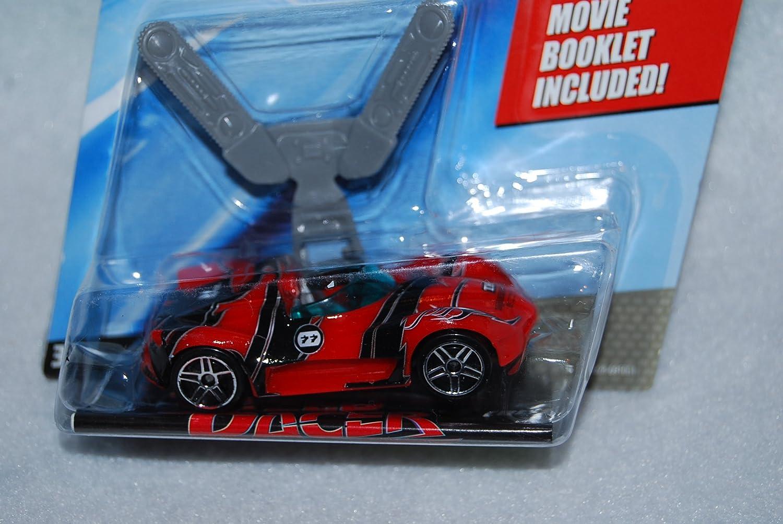 Mattel Hot Wheels Speed Racer 1 64  Taejo Togokhan Street Car With Saw Blades