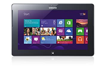 Samsung ATIV 10 1inch LCD Tablet (ARM Dual Core 1 5GHz, 2GB RAM, 32GB  Memory, WLAN, BT, Webcam, Windows RT)