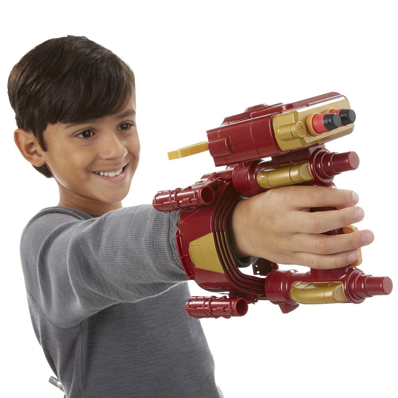 Marvel Captain America Civil War Slide Blast Armor Hasbro B9953