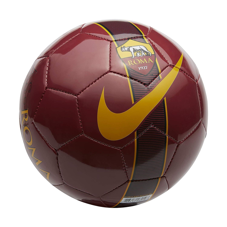 Nike Mini-Ballon AS Roma 2017/2018: Amazon.es: Deportes y aire libre