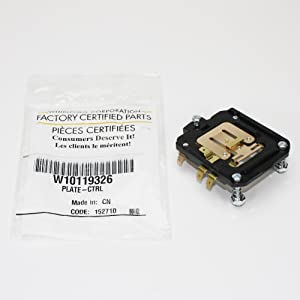 Whirlpool W10119326 Stand Mixer Speed Control Board Genuine Original Equipment Manufacturer (OEM) Part