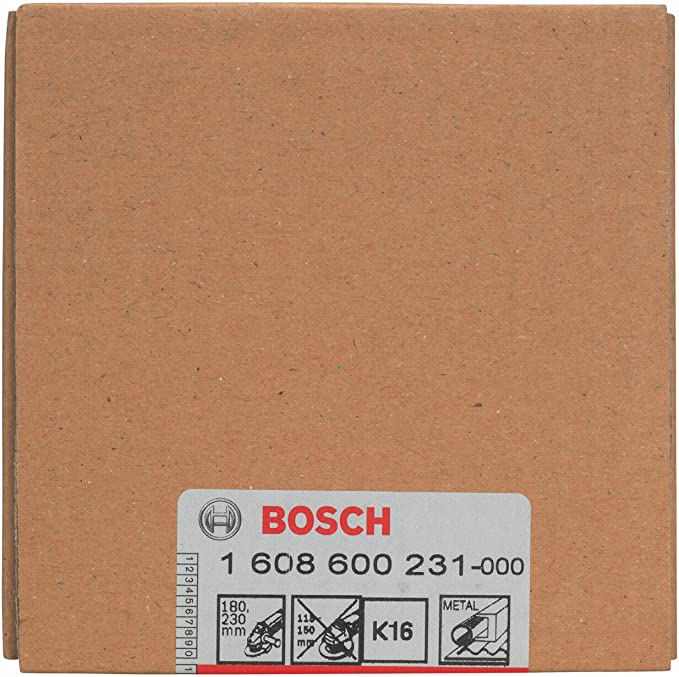 Bosch 1608600241 Meule boisseau conique 1 pi/èce 110 mm 55 mm Pierre//b/éton 90 mm 60