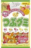 春日井製菓 つぶグミフルーツオーレ 80g×6袋