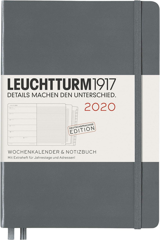 R/äder Tischkalender Bunt 2020