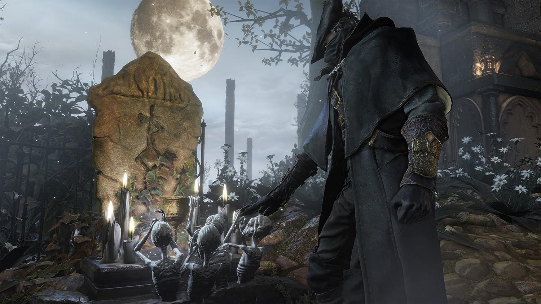 Sony Bloodborne, Playstation 4 vídeo - Juego (PlayStation 4, Acción / RPG, T (Teen)): Amazon.es: Videojuegos