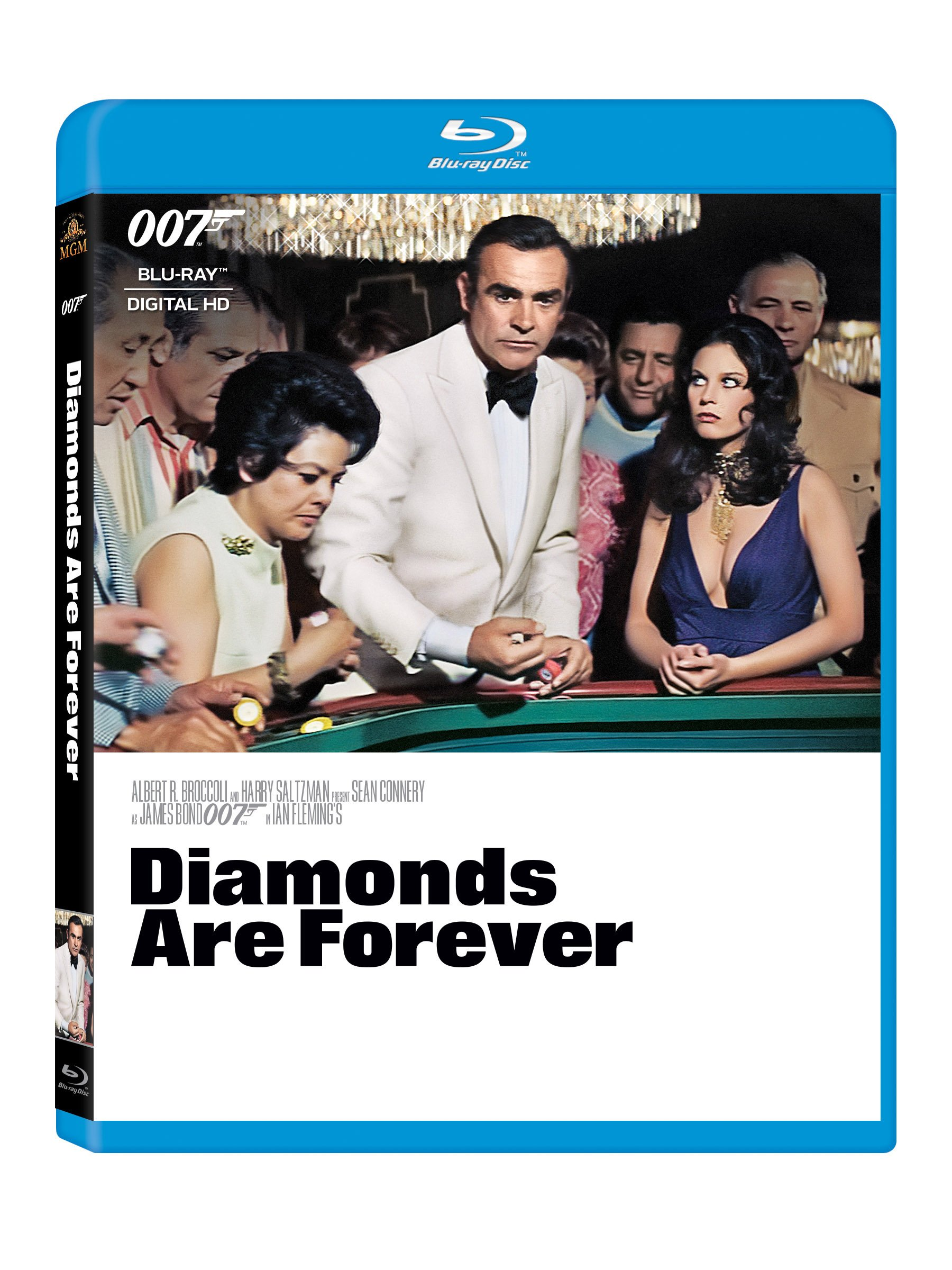 Blu-ray : Diamonds Are Forever (Widescreen)