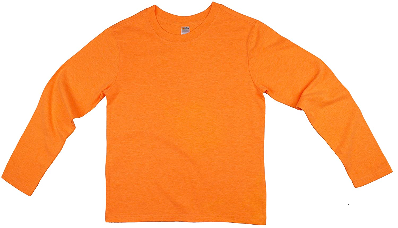 dd5b9648e2d6cd Amazon.com  Earth Elements Big Kid s (Youth) Long Sleeve T-Shirt  Clothing
