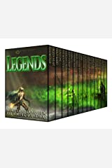 Legends (SF/Fantasy Box Set Vol.1): 13 Complete Novels & Novellas from your Favorite SF/Fantasy Authors Kindle Edition
