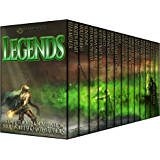 Legends (SF/Fantasy Box Set Vol.1): 13 Complete Novels & Novellas from your Favorite SF/Fantasy Authors (English Edition)
