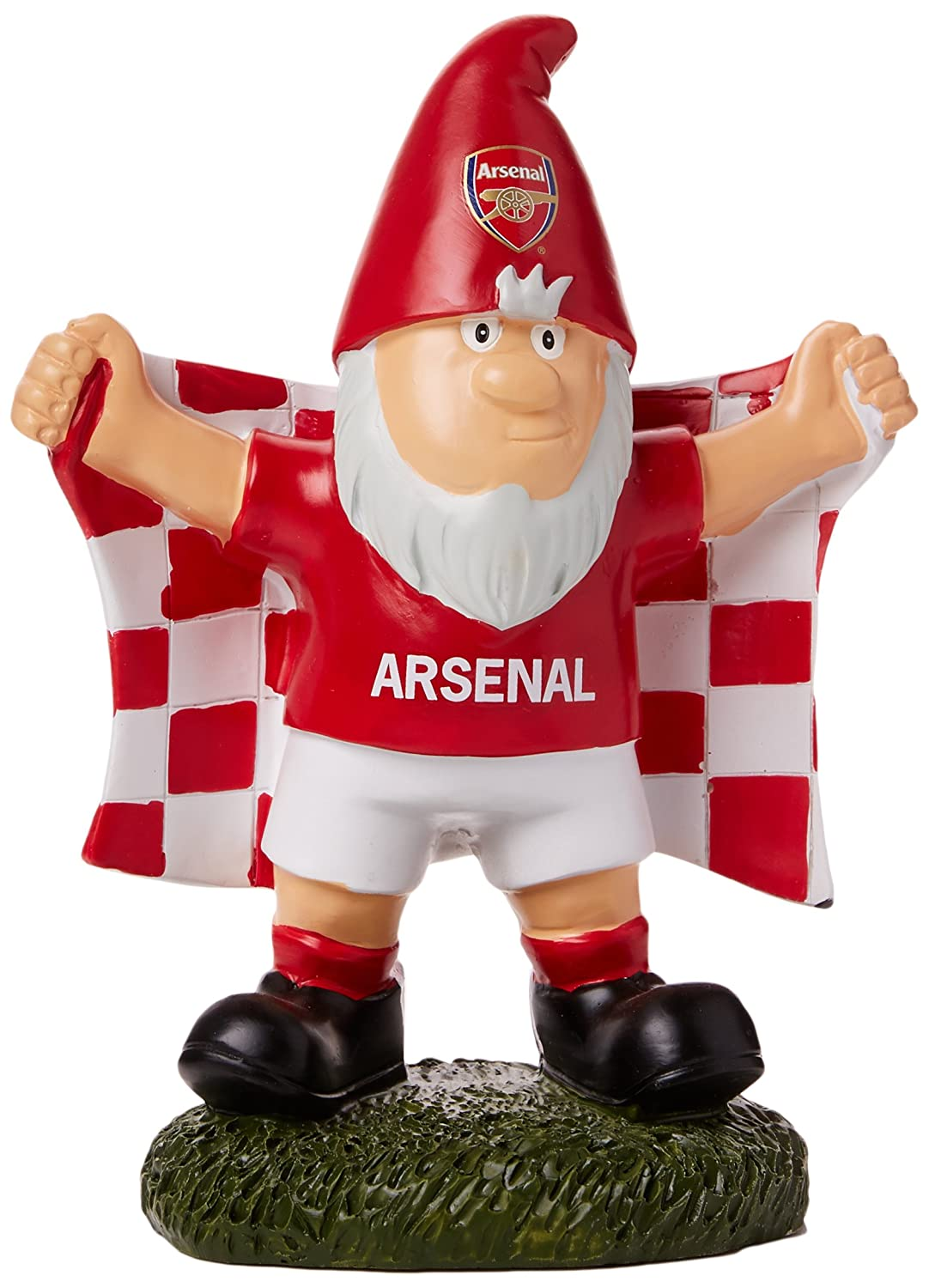 Arsenal FC Official Champ Football Crest Garden Gnome UTSG9056_1