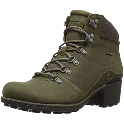 Merrell Women's Chateau Mid Lace Waterproof Snow Boot | Shoes