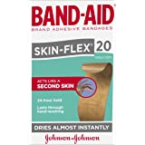Band-Aid SkinFlex Strips Regular 20 Count