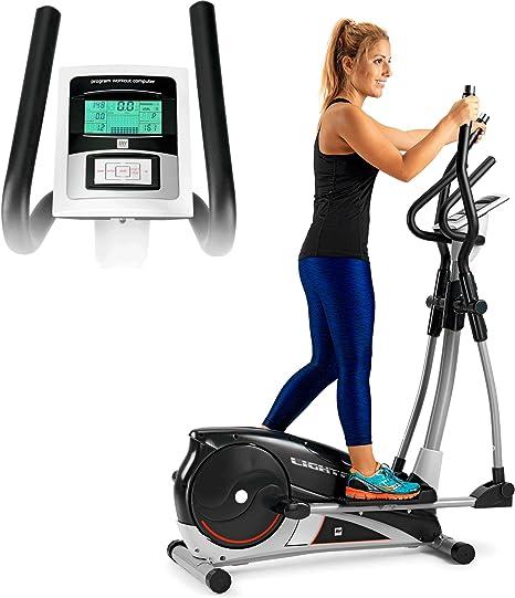 BH Fitness LightFit G2336RF - Bicicleta elíptica - Programas de ...