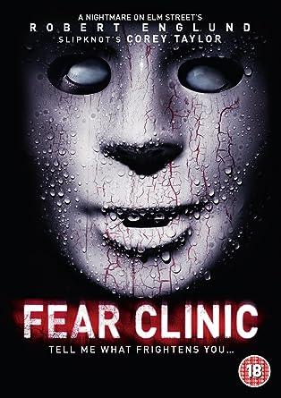 Fear Clinic Dvd Amazoncouk Thomas Dekker Robert Englund