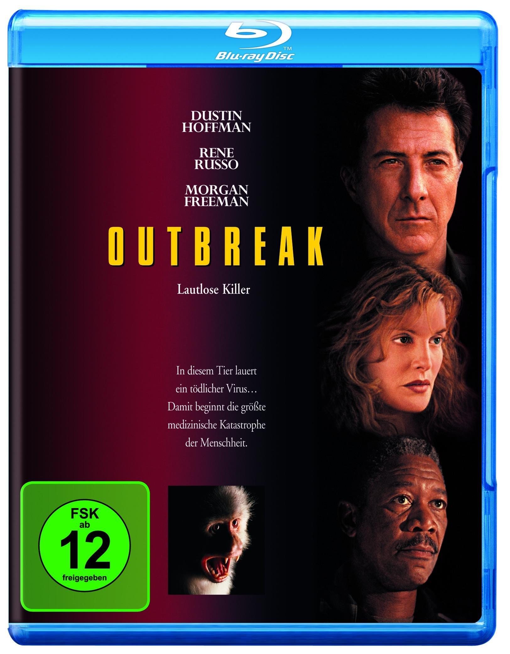 Blu-ray : Outbreak