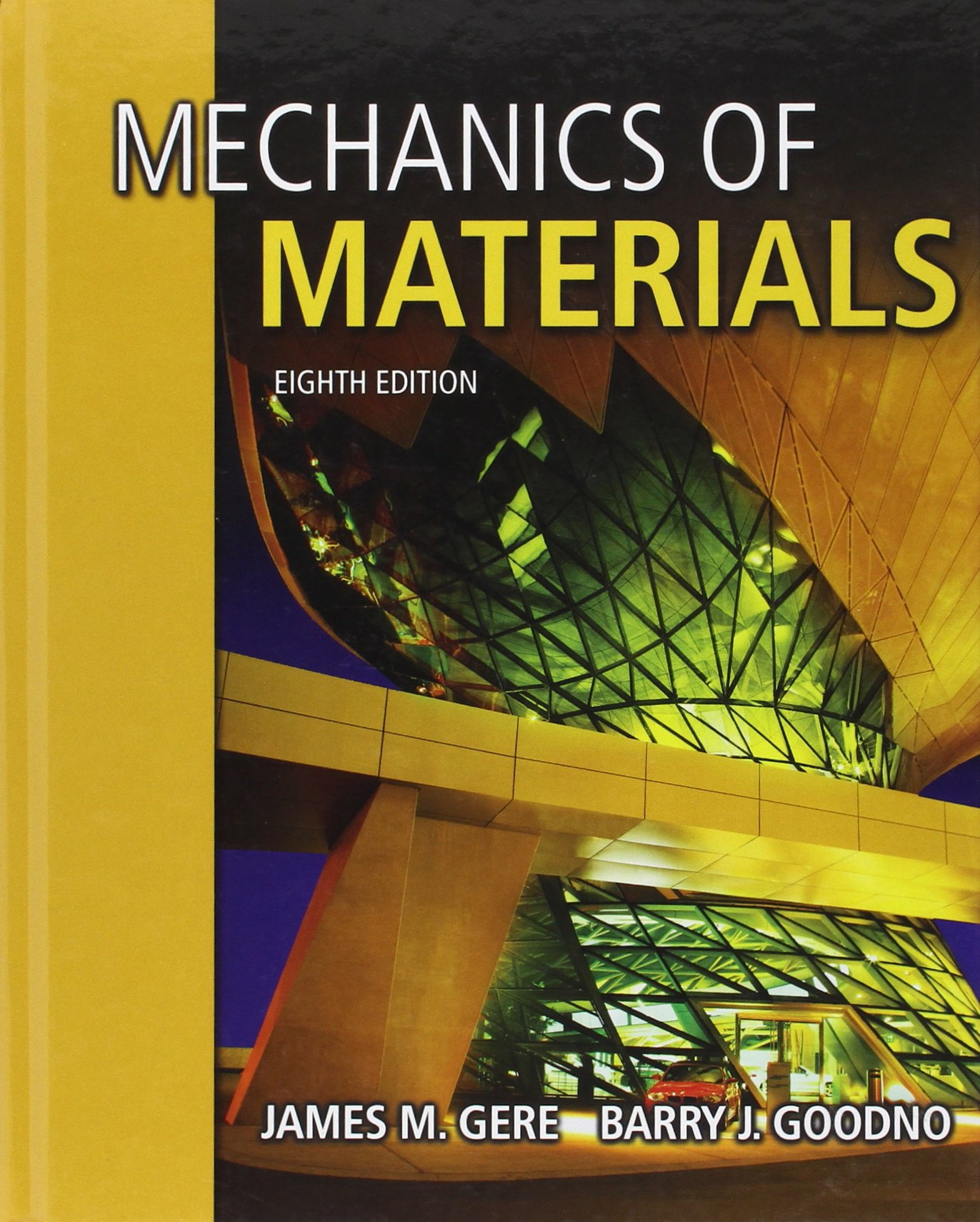 Mechanics of Materials: James Gere, Barry Goodno: 8601411111037: Books -  Amazon.ca
