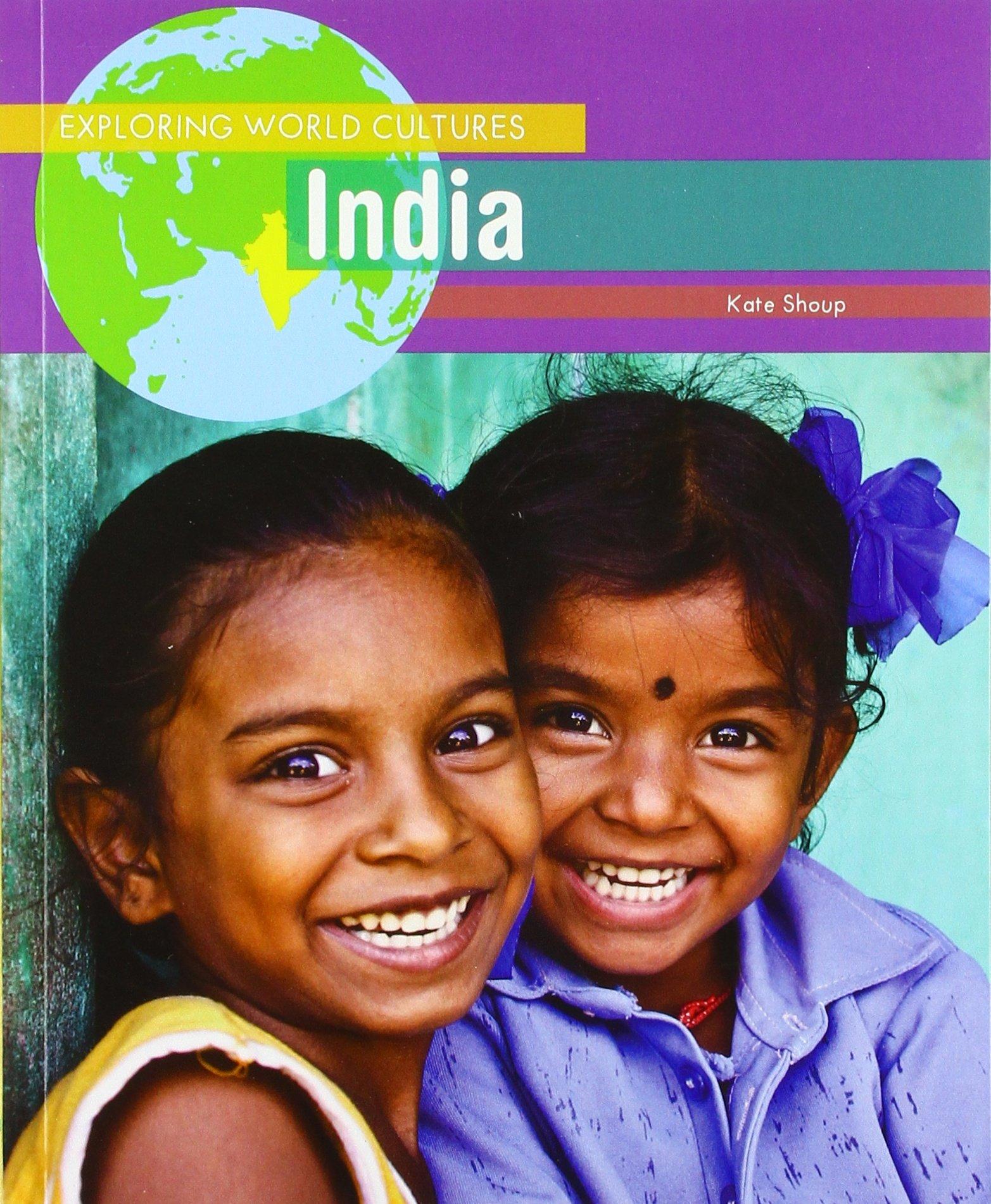 India (Exploring World Cultures) pdf epub