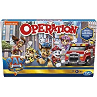 Operation Game: Paw Patrol The Movie Edition Board Game for Kids Ages 6 and Up, Nickelodeon Paw Patrol Game for 1 or…
