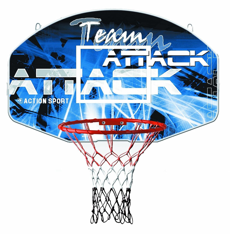 Canasta Baloncesto Pared 60x90: Amazon.es: Juguetes y juegos