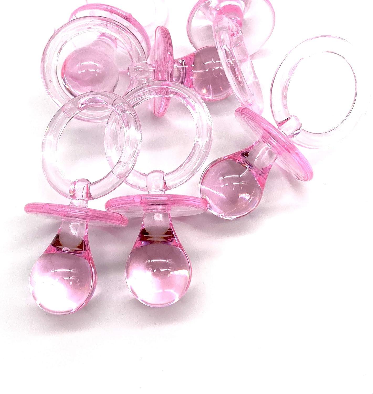 Lot de 6 Lillebi Rose Fille Anniversaire Butin Fête Sacs en Plastique Cadeau Traiter Sweet Sac