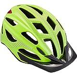 Schwinn Beam - Casco de bicicleta con luz LED con diseño reflectante para adultos, con sistema de comodidad de 360 grados con