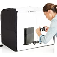 Deals on AmazonBasics Portable Foldable Photo Studio Box