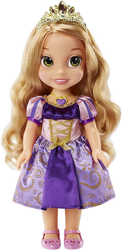 Amazon.com: Disney Princess Rapunzel Doll Disney's Tangled