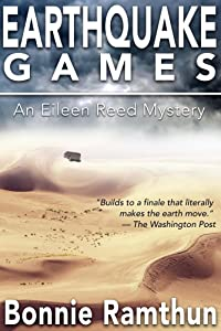 Earthquake Games (Eileen Reed Mysteries Book 2)