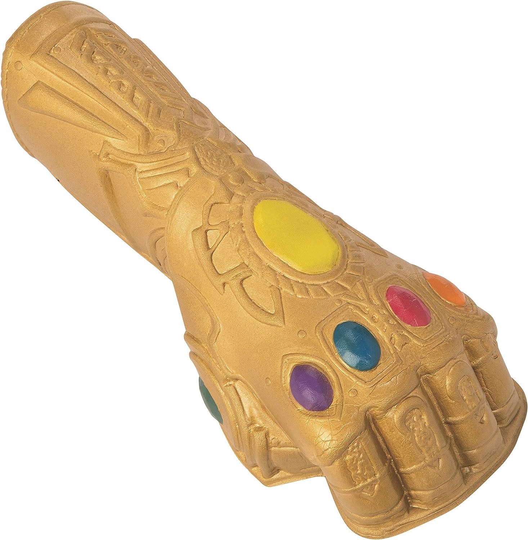 Avenger - Guantalete del Infinito Thanos para niños, accesorio ...
