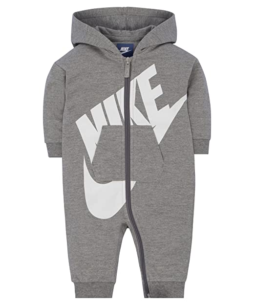 f633f2928 Image Unavailable. Image not available for. Color: NIKE Baby Boys Long  Sleeve Jumpsuit ...