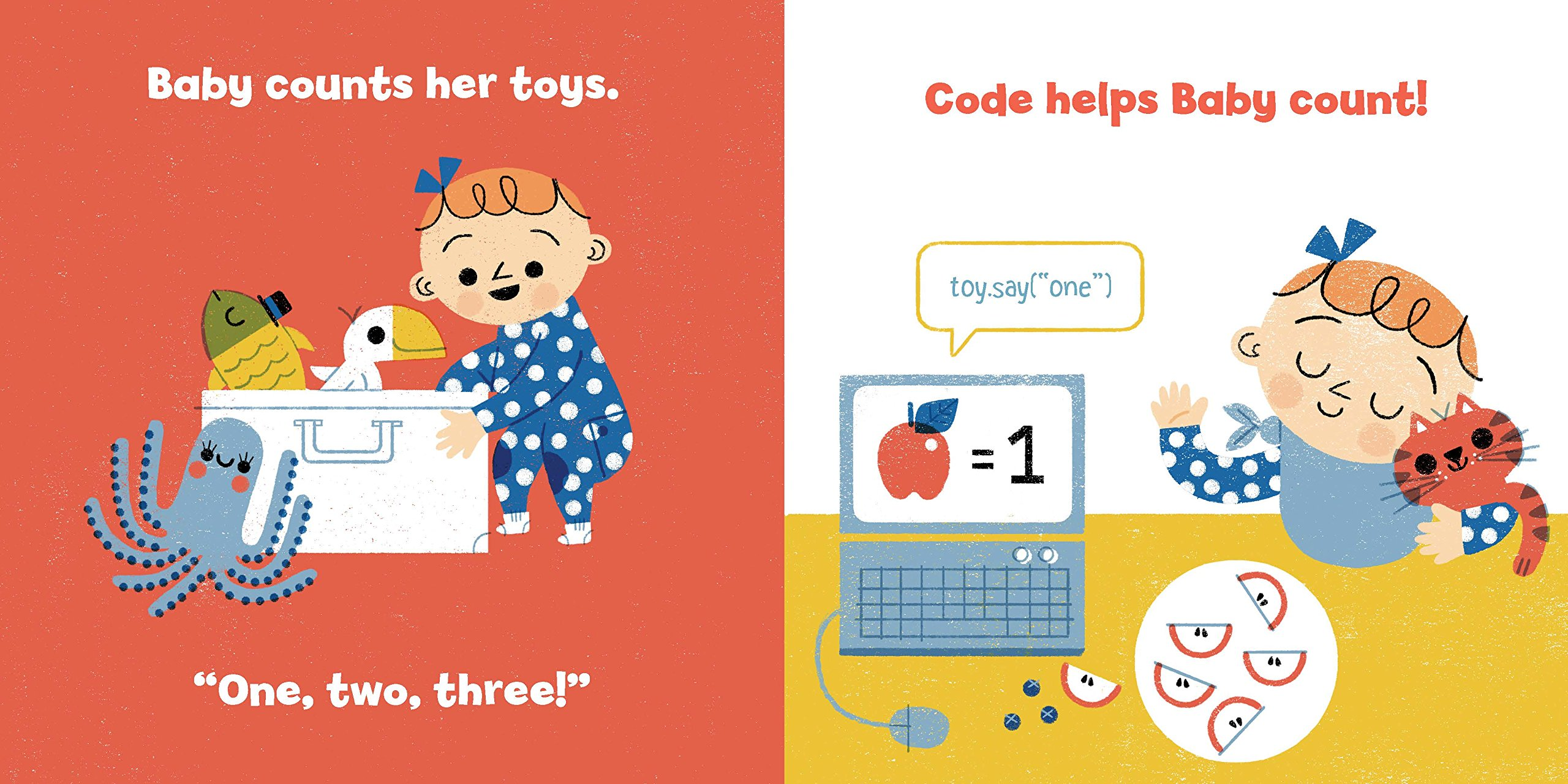 Baby Code! (Girls Who Code) Board book – July 17 877dc8946