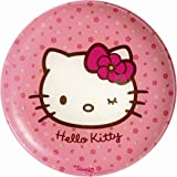 Luminarc 9205479luminarc-9205479-assiette Dessertteller 20cm Hello Kitty Sweet Pink, Glas, Rosa, 20x 20x 2cm