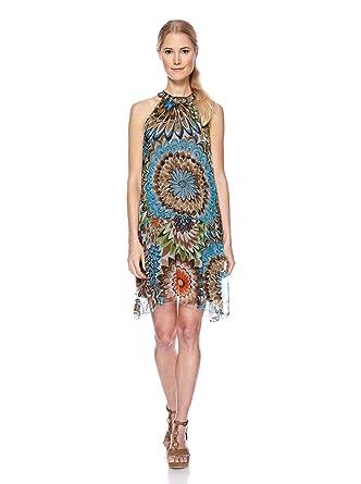 266f2f53c2d Miss Magic by Magic Woman Women s Dress - Multicoloured - X-Large ...