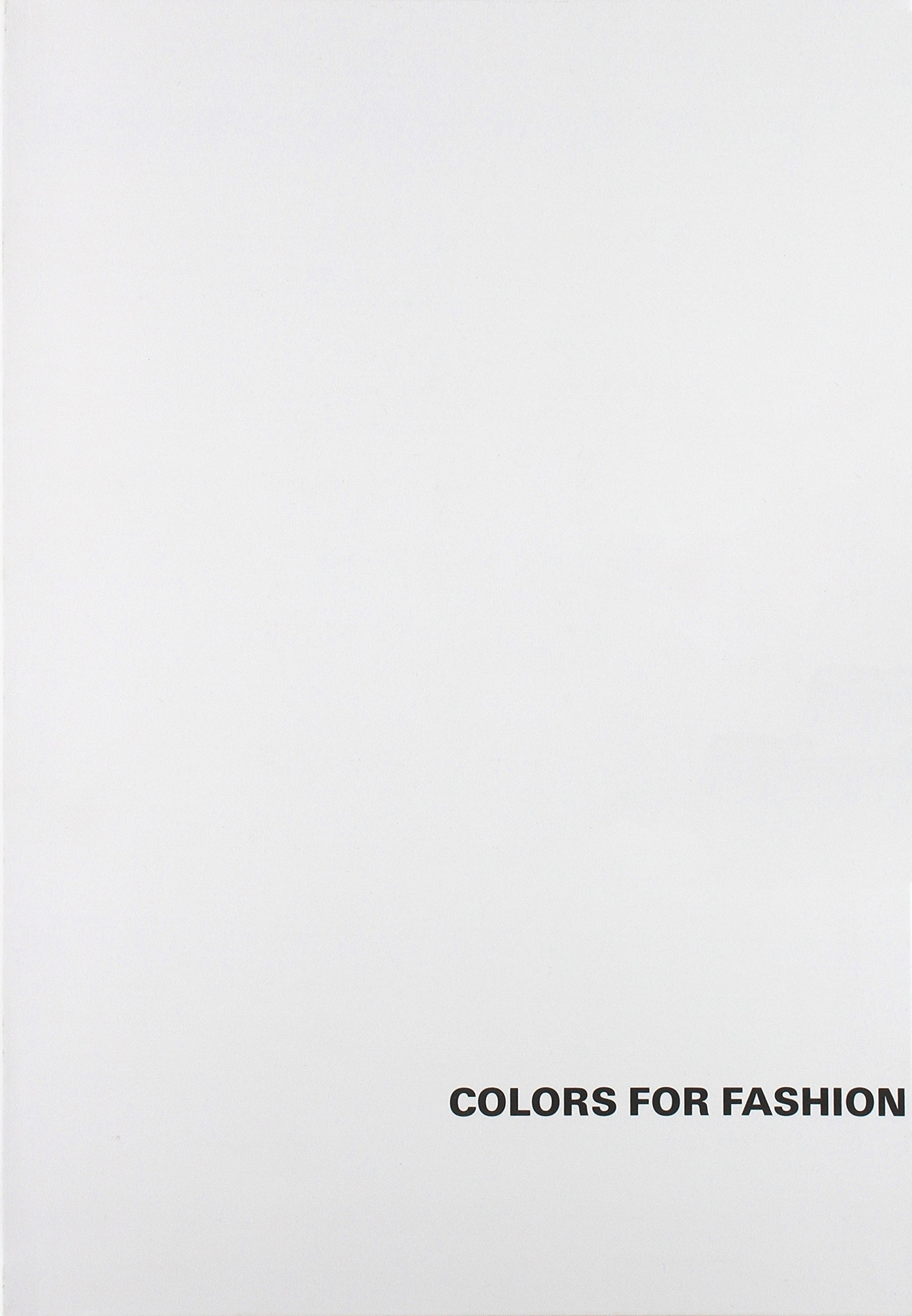 Colors for Fashion: Drawing Fashion with Colored Markers pdf epub