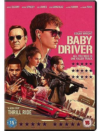 Amazon Com Baby Driver Dvd 2017 Movies Tv