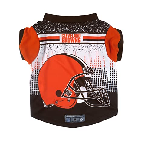 Amazon.com   NFL Cleveland Browns Pet Performace T-Shirt f237882c8