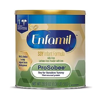 Enfamil ProSobee Soy Sensitive Tummy Baby Formula