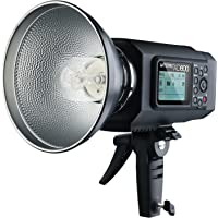 Godox AD 600B TTL All-in-One Outdoor Flash for DSLR Cameras (Black)