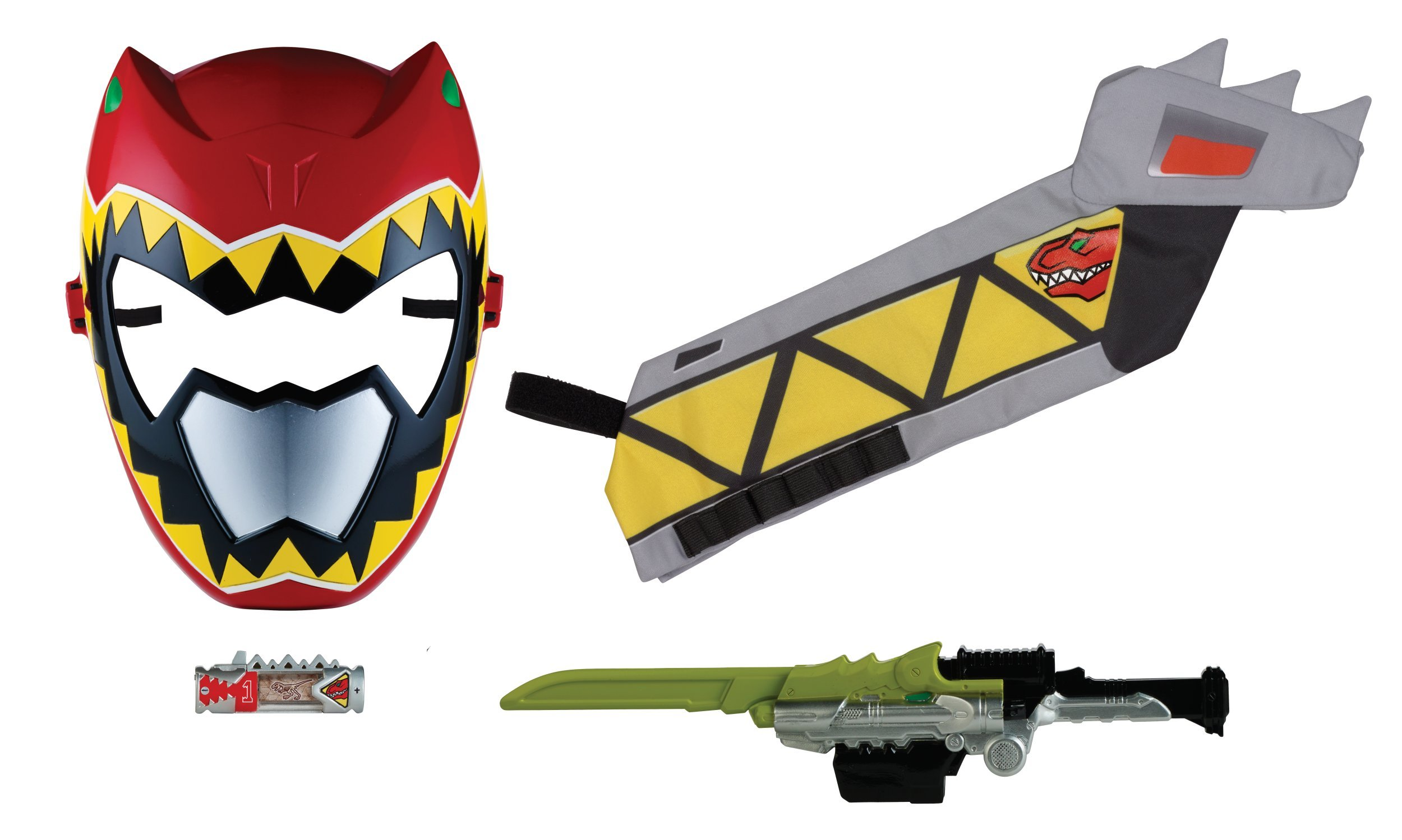 Power Rangers Dino Super Charge - Red Ranger Hero Set by Power Rangers (Image #1)
