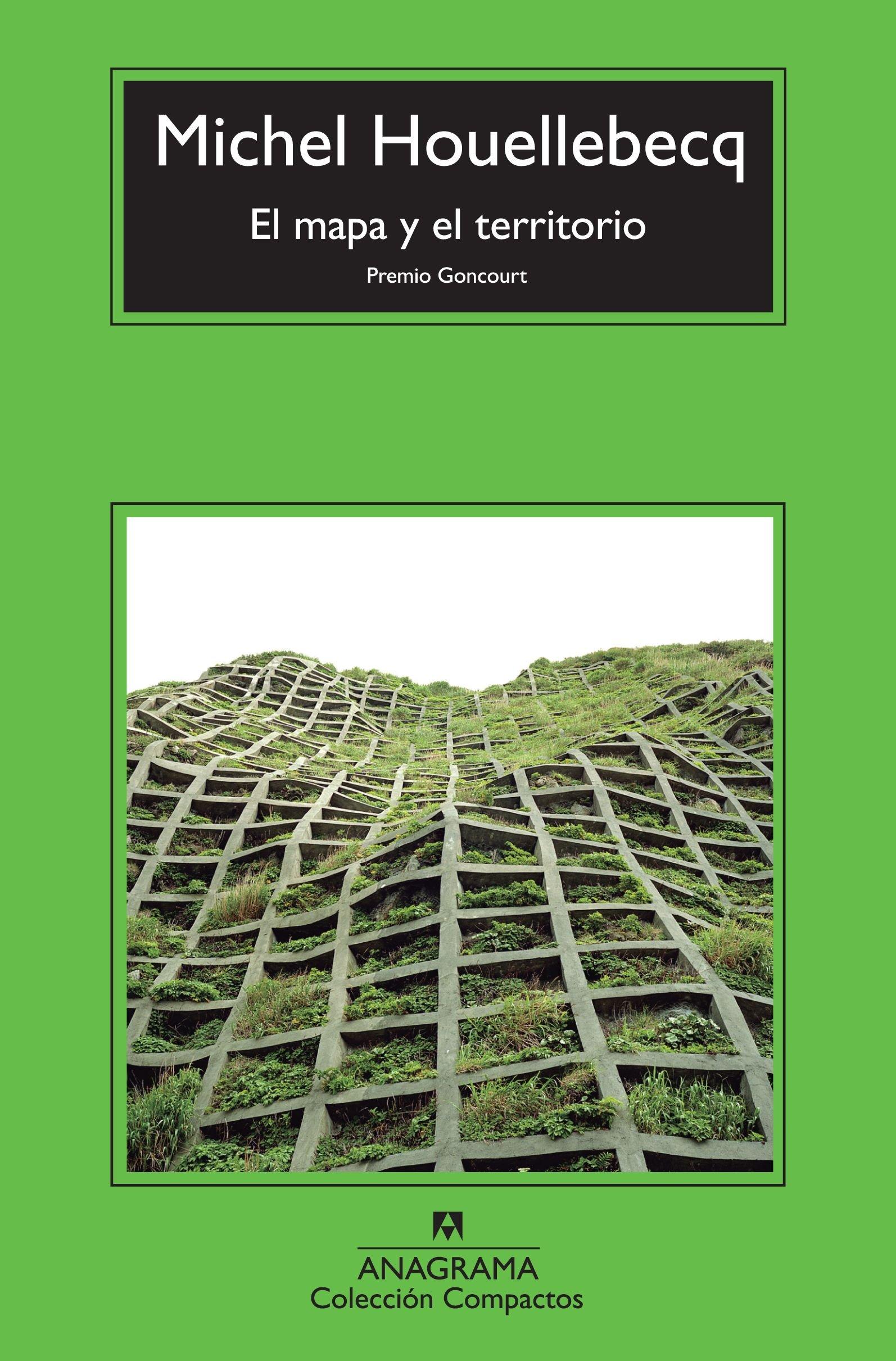 El mapa y el territorio (Panorama de narrativas) (Spanish Edition)