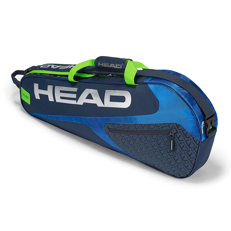 HEAD Elite 3r Pro Tennis Racket Bag Red One Size 283458RDRD